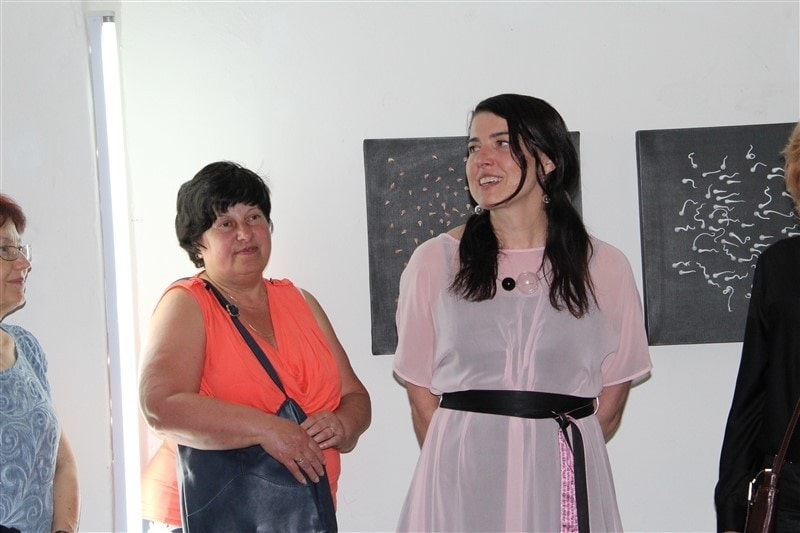 Veronika Marešová  v Galerii u prstenu