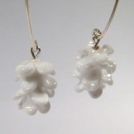 Cones in porcelain jewelry (1)