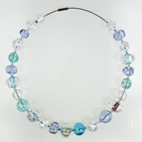 Blue Mood Necklace 1