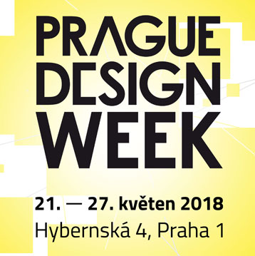Prague Design Week 2018